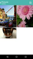 Motorola Moto E (1st Gen) (Lollipop) - Photos, vidéos, musique - Envoyer une photo via Bluetooth - Étape 5