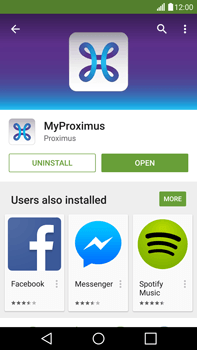 LG H815 G4 - Applications - MyProximus - Step 10