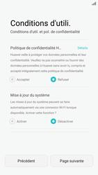 Huawei P9 Lite - Premiers pas - Créer un compte - Étape 7