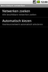 LG GW620 - Netwerk - gebruik in het buitenland - Stap 10