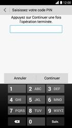 Bouygues Telecom Ultym 5 - Sécuriser votre mobile - Activer le code de verrouillage - Étape 8