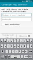 Samsung G850F Galaxy Alpha - E-mail - Configurar correo electrónico - Paso 5