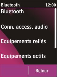 Nokia C2-03 - Bluetooth - connexion Bluetooth - Étape 8
