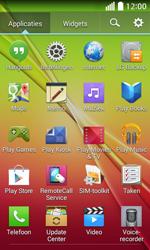 LG L70 - Internet - Hoe te internetten - Stap 2