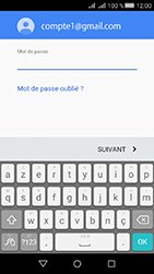 Huawei Y6 II Compact - E-mail - Configuration manuelle (gmail) - Étape 12