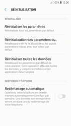 Samsung Galaxy A3 (2017) (A320) - Android Nougat - Device maintenance - Retour aux réglages usine - Étape 7