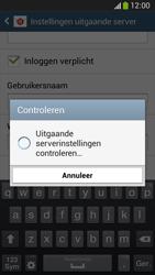 Samsung C105 Galaxy S IV Zoom LTE - E-mail - e-mail instellen: IMAP (aanbevolen) - Stap 14