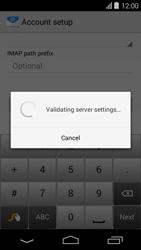 Acer Liquid E600 - Email - Manual configuration - Step 11