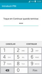 Samsung Galaxy Grand Prime - Segurança - Como ativar o código de bloqueio do ecrã -  8