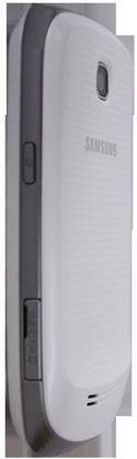 Samsung S5570 Galaxy Mini - Primeros pasos - Quitar y colocar la batería - Paso 5