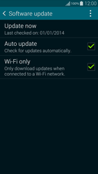 Samsung G850F Galaxy Alpha - Device - Software update - Step 7