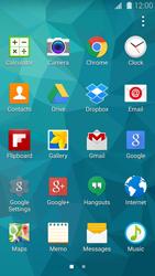 Samsung G901F Galaxy S5 4G+ - Internet - Internet browsing - Step 2