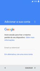 Alcatel Idol 4 VR - Primeiros passos - Como ligar o telemóvel pela primeira vez -  9