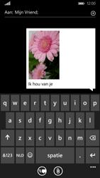 Nokia Lumia 830 - MMS - afbeeldingen verzenden - Stap 12