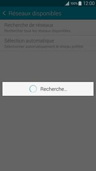 Samsung N910F Galaxy Note 4 - Réseau - utilisation à l'étranger - Étape 11