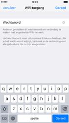 Apple iPhone 6s iOS 10 - WiFi - WiFi hotspot instellen - Stap 12