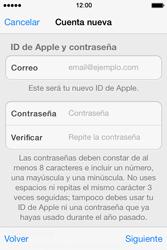 Apple iPhone 4S iOS 7 - Aplicaciones - Tienda de aplicaciones - Paso 12