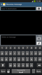 Samsung I9205 Galaxy Mega 6-3 LTE - MMS - envoi d'images - Étape 4